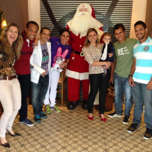 Qualy Sessa reúne toda equipe para comemorar o ano de 2014