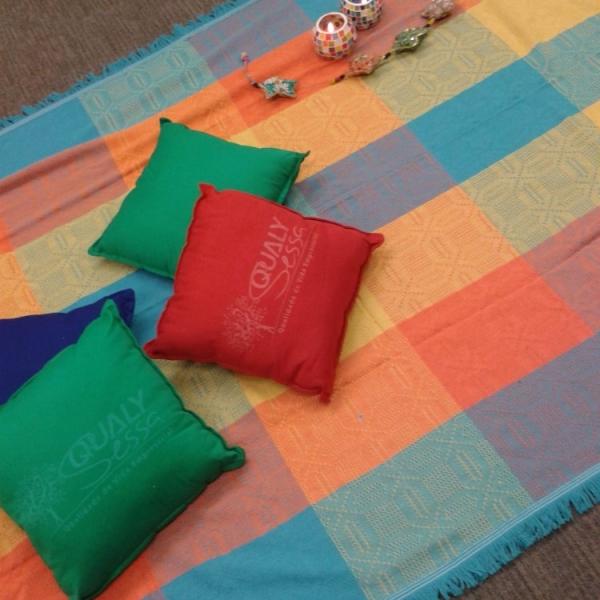 Qualy Sessa ministra aulas de Meditação Guiada em empresa de Hortolândia