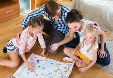 Como lidar com as crianças na quarentena