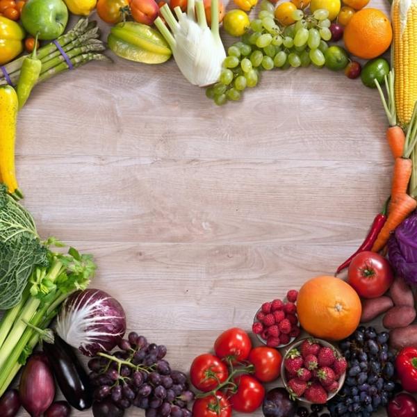 Guia alimentar para a saúde do seu coração